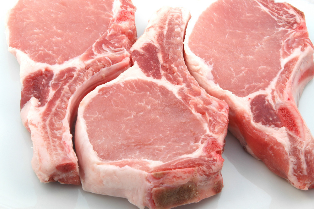how to cut boneless pork chops